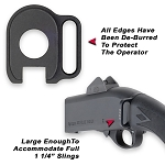 GG&G MOSSBERG SINGLE POINT SLING ATTACHMENT