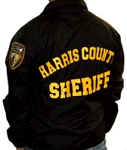 Harris County Sheriff Jacket