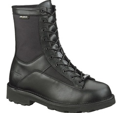 Bates Men S 8 Quot Durashocks Lace To Toe Side Zip Boot