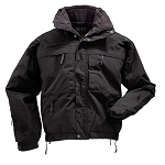 5.11 5-in-1 Jacket, Black