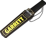 Garrett Hand-Held Super Scanner Metal Detector