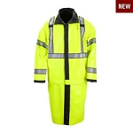 5.11 Long Hi-Vis Rain Coat