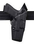 Safariland 6390 ALS Level I Holster - Mid Ride