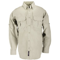 5.11 Tactical Shirt - Long Sleeve, Cotton 72157