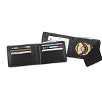Hidden Badge Credit Card Wallet