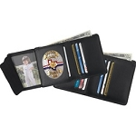 Hidden Badge Wallet - Dress
