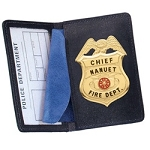 Side Open Badge Case - Duty