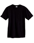100% Cotton T-Shirts, Navy or Black