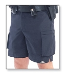Alitta Bike Patrol Shorts Black - A230bk