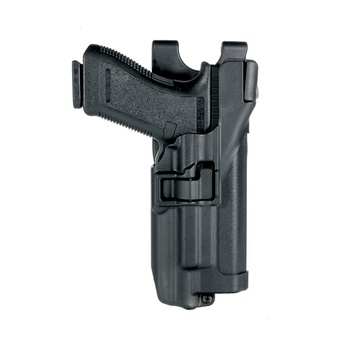 Blackhawk Serpa 174 Level 3 Auto Lock Duty Holster 44h5 Matte