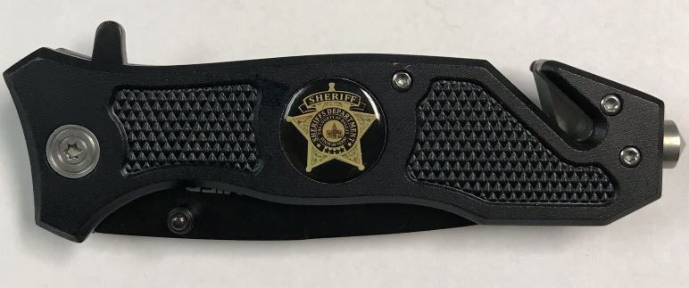 Rescue-Tool with Dallas Sheriff Dept Seal