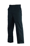 NAVY 65% Poly/35% Cotton Trousers, Ladies e9820
