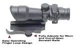 GG&G Accucam QD ACOG Mounting Base
