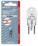 Maglite Halogen Lamp-Rechargeable