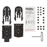 Safariland MOLLE Locking System Kit, Black