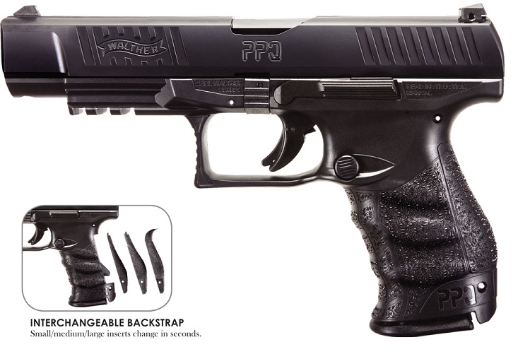Walther PPQ 9mm or  40 Caliber Handgun