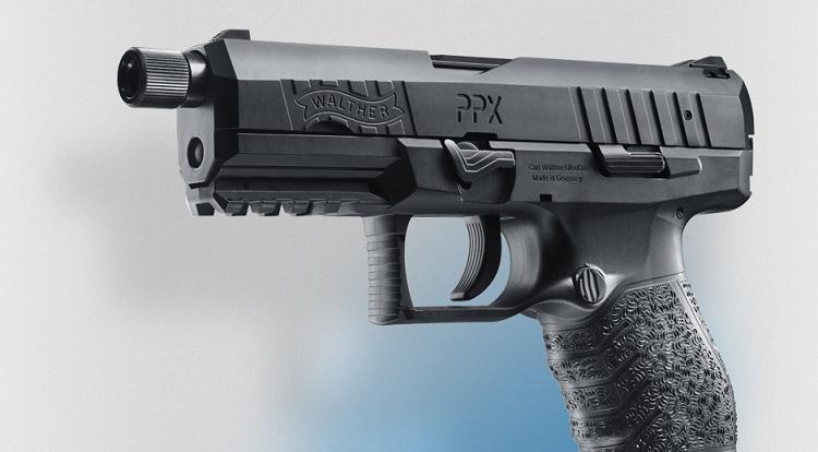 Walther P22 22LR Caliber Handgun