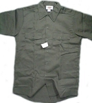 Dickies Short Sleeve Gray Shirt -