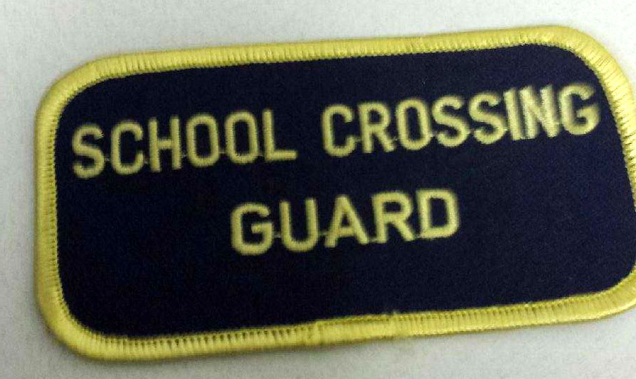 School Crossing Guard Patch