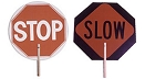 Paddle Sign-Stop/Slow