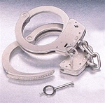 S&W Model 100 Chain-Linked Handcuffs