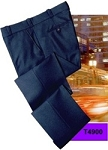 Conqueror Police Trousers - 100% Polyester with VISA SYSTEM 3