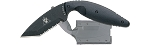 Ka-Bar Large TDI Law Enforcement Tanto, Serrated