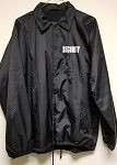 SECURITY Lined Raid Jacket