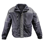 Gerber Outerwear ECLIPSE SX  with Soft Shell Liner JACKET - Black