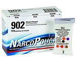 FORENSICS SOURCE ODV NARCOPOUCH TEST 902 - General Testing for OPIATES & AMPHETAMINE COMPOUNDS