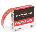 Tamper Guard Evidence Tape, 1.25