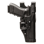 Blackhawk SERPA® LEVEL 2 AUTO LOCK  DUTY HOLSTER-Black