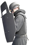 E.R.T. (EMERGENCY RESPONSE TEAM) BALLISTIC SHIELD