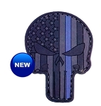 Morale Patch - Law Enforcement Punisher