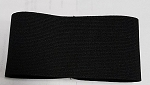 Black Elastic Mourning Arm Band
