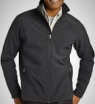 Soft Shell Neoprene Jacket