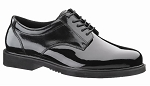 Tact Squad Hi Gloss Oxford Uniform Shoe