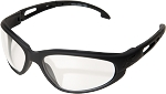 EDGE Eyewear Falcon - Matte Black / Clear Vapor Shield© - SF611