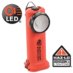 Streamlight Survivor with Charger/Holder and 120V AC & 12V DC cords - Orange