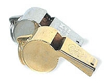 Nickel/Gold Plated Whistles Generic
