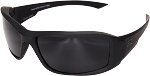 EDGE Eyewear Hamel - Matte Black Thin Temple / G-15 Vapor Shield© - XH61-G15-TT