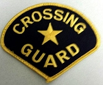 Crossing Guard Shoulder Patch