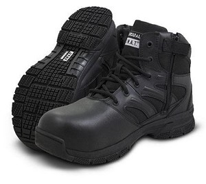 "Original Swat Force 6"" Side Zip Boot"