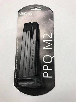 Walther PPQ 9mm 15+2rd Magazine