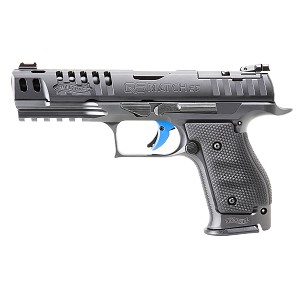 Walther Q5 Match STEEL Frame 9mm